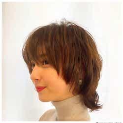 """モデルプレス - 佐々木希、さらにカットで""""ショートウルフ""""にヘアチェンジ「破壊的な可愛さ」「天使すぎ」と絶賛の声相次ぐ"""