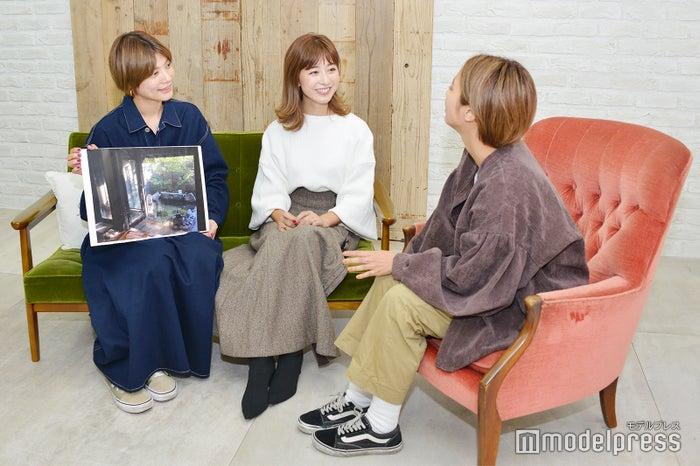 石川瑠利子の冬旅おすすめスポットは「鹿児島」(C)モデルプレス