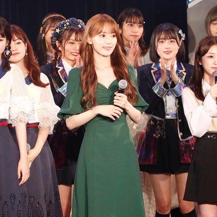 IZ*ONE活動終了の宮脇咲良&矢吹奈子、HKT48コンサート出演を発表