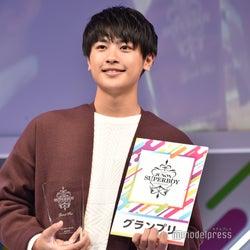 <速報>ジュノン・スーパーボーイ、グランプリ決定  北海道出身14歳の前川佑さん