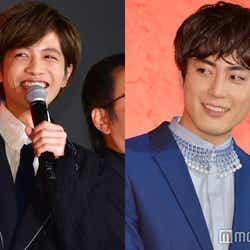 映画『帝一の國』初日舞台挨拶に登壇した(左から)志尊淳、間宮祥太朗 (C)モデルプレス