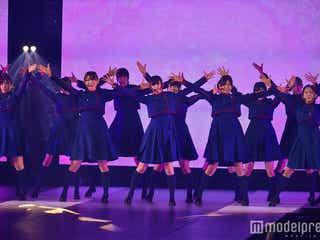 """欅坂46、Mステ演出の""""繋がり""""が話題「驚き」「愛を感じる」"""