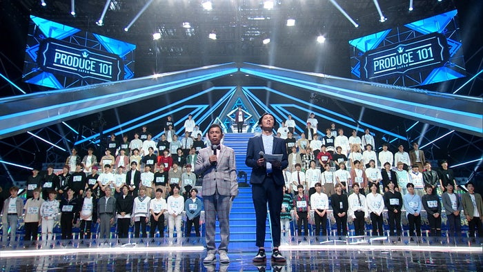 「PRODUCE 101 JAPAN」最終決戦の生放送決定(C)TBS