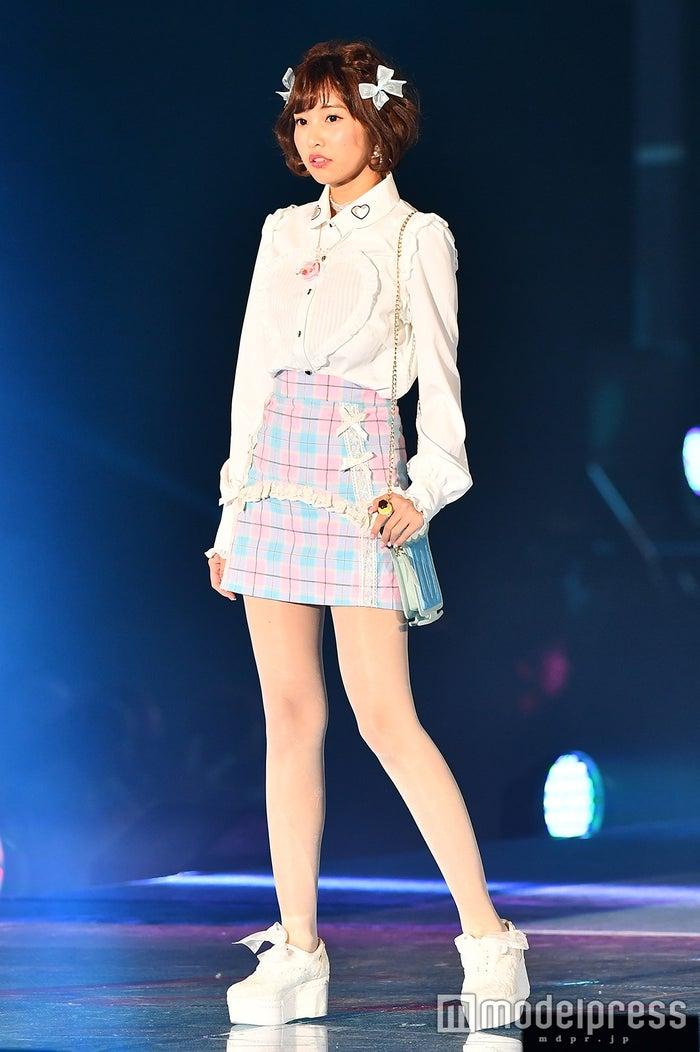 「GirlsAward 2016 S/S」に出演した佐野ひなこ(C)モデルプレス