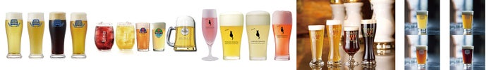 受賞歴のあるクラフトビールが集結/画像提供:AATJ株式会社
