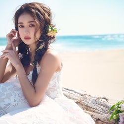 みちょぱ「25歳で結婚することだけ」ウエディングドレス姿で恋人の存在語る