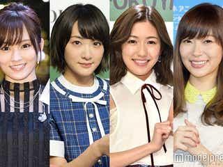 AKB48グループ&乃木坂46、オリラジ率いるRADIO FISHと「PERFECT HUMAN」キレキレコラボを披露