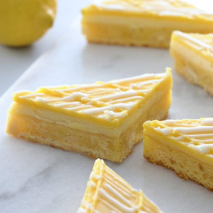 レモンクリームチーズバー/画像提供:スターバックス コーヒー ジャパン