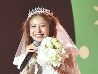 大石参月、ファンに結婚を生報告 祝福の声に笑顔全開「ありがとう!」