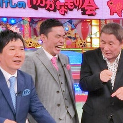爆笑田中、たけしからストレートに「結婚式やるのかい?」