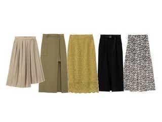 【GU新作】売り切れる前に手に入れたい!注目のスカート5選