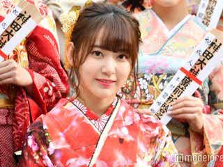 """宮脇咲良、乃木坂46のレコード大賞受賞に悔しさ AKB48の楽屋での""""約束""""明かす"""