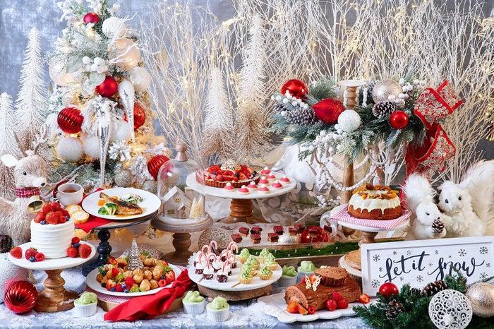 眠れる森のスイーツガーデン~Once Upon A Christmas~/画像提供:ベストホスピタリティーネットワーク