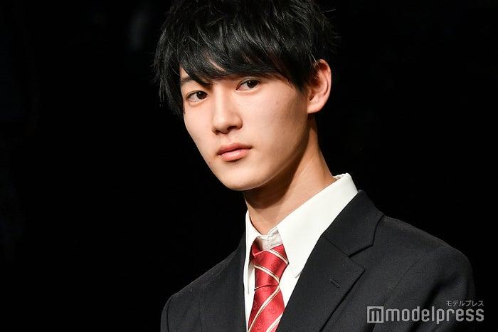 「第6回日本制服アワード」男子グランプリ・高橋璃央さん(C)モデルプレス