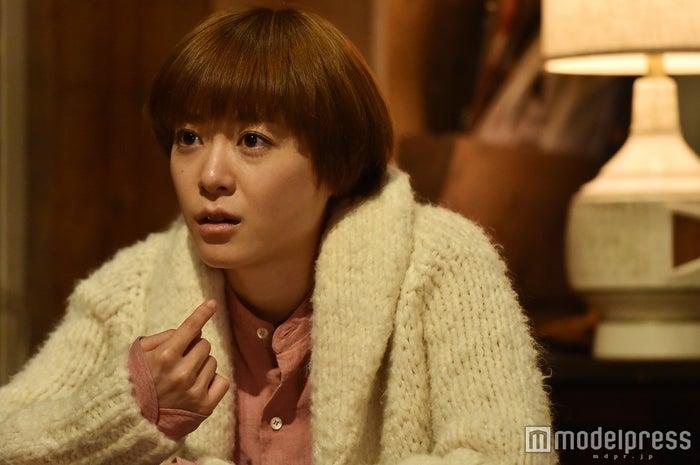 上野樹里/「家族ノカタチ」第9話より/画像提供:TBS