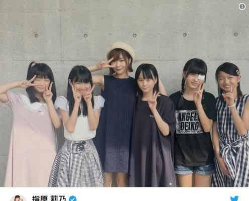 指原莉乃、AKB48じゃんけん大会で「私立指原中学」結成 各グループ精鋭中学生メンバー集結