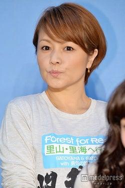 中澤裕子(C)モデルプレス