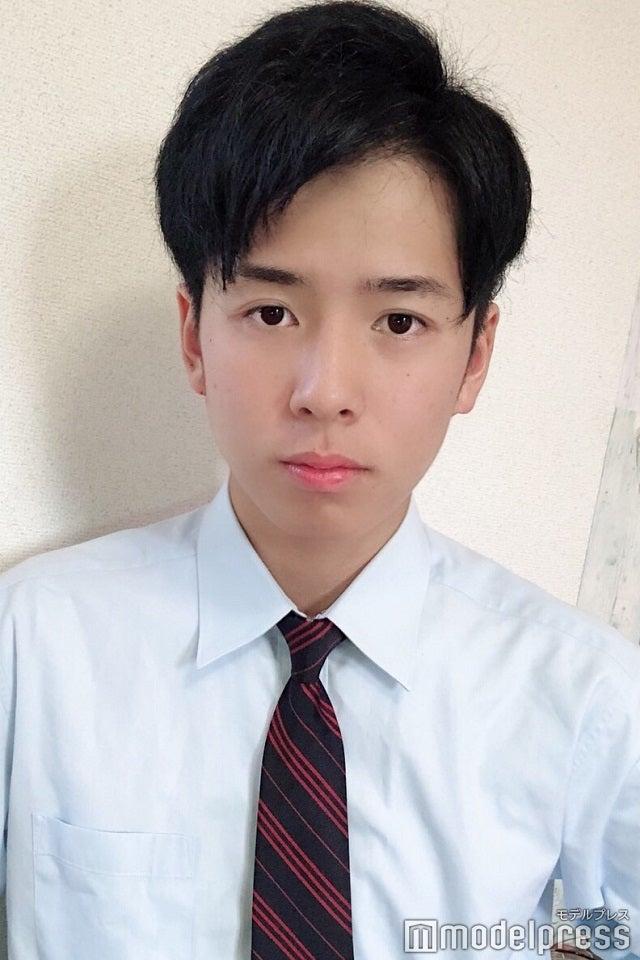 中尾龍昇/「男子高生ミスターコン2018」中国・四国エリア