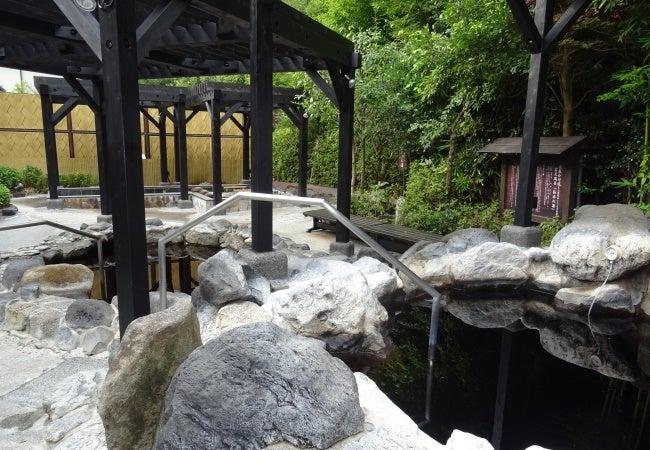 温泉 東京 天然