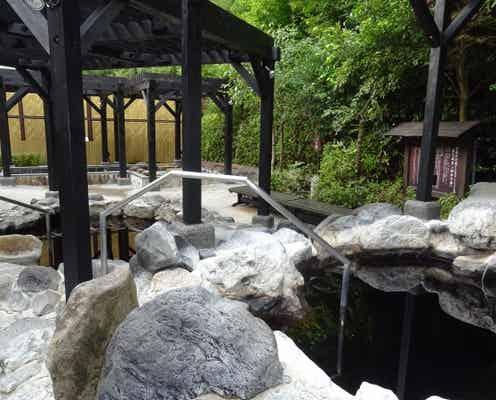 東京・町田の日帰り温泉「多摩境天然温泉 森乃彩」サウナや露天風呂も完備