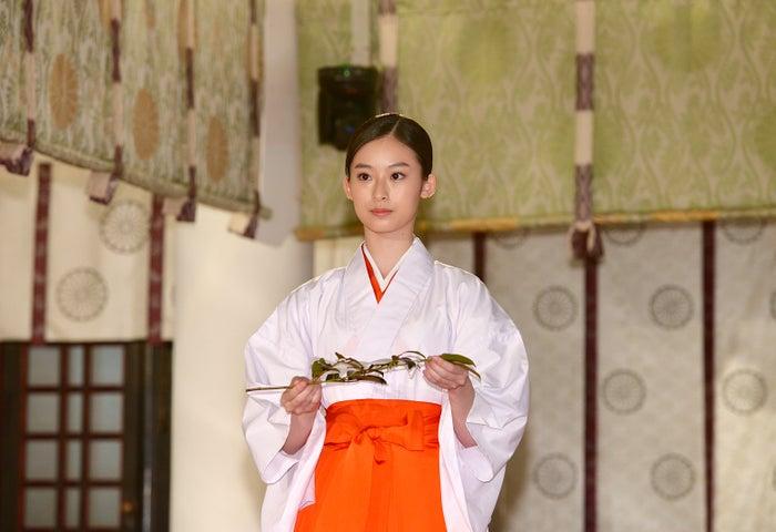 井本彩花(画像提供:所属事務所)