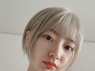 武田玲奈、金髪姿に反響 劇的イメチェンの理由は?
