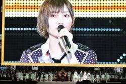 NMB48太田夢莉、自己最高位「NMBを守っていきたい」<第10回AKB48世界選抜総選挙>