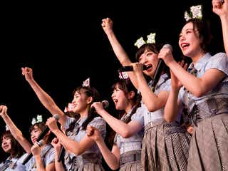 AKB48チーム8、春デート服&いちばん好きな衣装披露 5周年記念で魅力に迫る