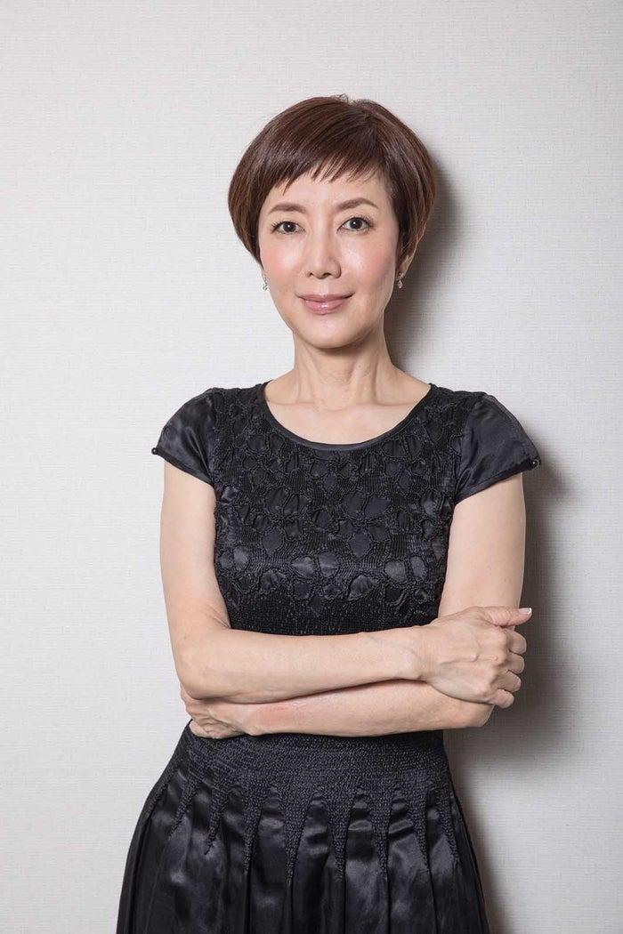 戸田恵子(写真提供:NHK)