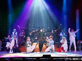 かもめ学園に落ちる怪しい影…「地縛少年花子くん-The Musical-」ゲネプロレポート