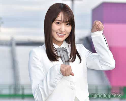 櫻坂46菅井友香、キャプテン続投で決意「本気でグループの力になりたい」 新体制で松田里奈・守屋茜への想い明かす
