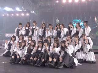欅坂46、初東京ドーム公演の裏側を公開 メンバーが語る