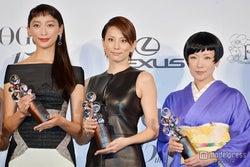米倉涼子・杏・椎名林檎らが受賞 最も輝いた女性に贈る「VOGUE JAPAN Woman」発表