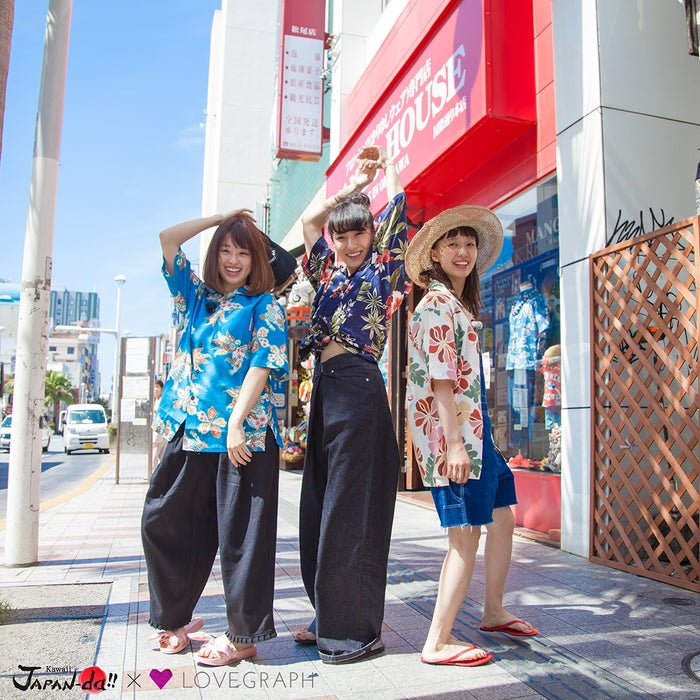 (左から)やのあんな、中田クルミ、柴田紗希(写真提供:MBS)