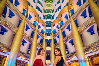 山賀琴子・佐藤さきのドバイ女子旅!豪華絢爛なアラブの国で必ず押さえたい人気スポット