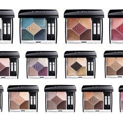 【Dior】人気アイシャドウが進化 クリーミーな生質感&高発色「サンククルール クチュール」<全13色紹介>