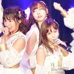 惣田紗莉渚、大場美奈/SKE48「TOKYO IDOL FESTIVAL 2018」 (C)モデルプレス