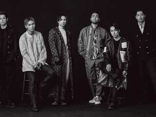EXILE THE SECOND、大人の魅力全開 意気込み明かす「チャンスを大事にしたい」