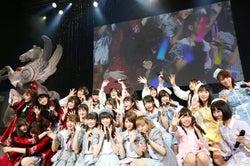 ラストアイドルが見せた成長 AKB48、℃-uteらカバーで特別ジャッジ 初の試み&暫定メンバーも登場…そして涙の電撃卒業<セットリスト>