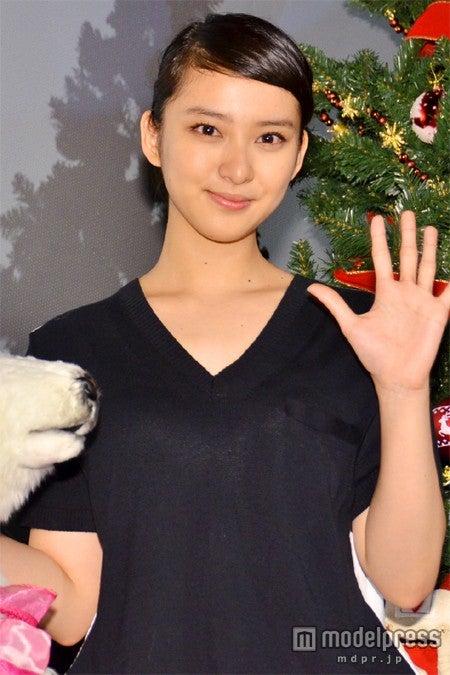 武井咲/昨年12月に行われた映画「今日、恋をはじめます」大ヒット舞台挨拶にて撮影
