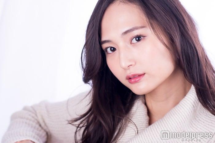 """""""日本一美しい女子大生""""と呼ばれて…山賀琴子、なぜ女優の道へ?人生を変えた「ミス青学」出場秘話(C)モデルプレス"""