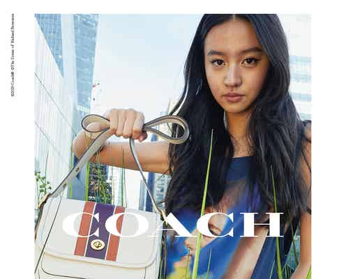 Koki,「COACH」モデルに抜てき