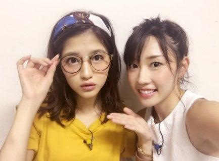 若月佑美、梶恵理子/梶恵理子オフィシャルブログ(Ameba)より