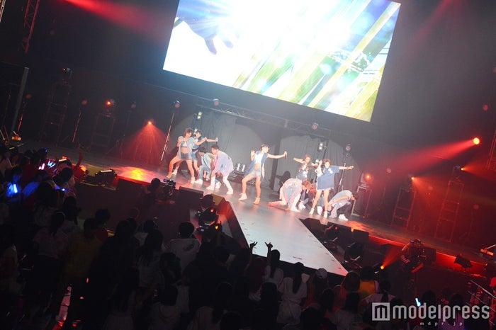 「Girls Summer Festival by GirlsAward」イベントの様子(C)モデルプレス