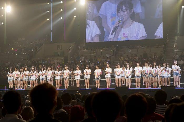 NMB48 結成6周年コンサート2日目の様子(C)NMB48