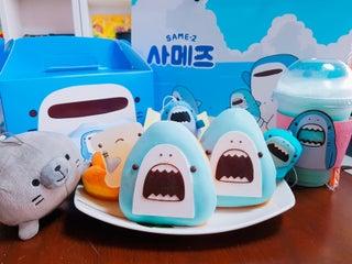韓国「ダンキンドーナツ」サメや貝モチーフの夏限定ドーナツがキュート!