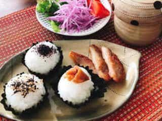 在宅ランチがカフェ風に!「食べられる海苔カップ」って知ってる?