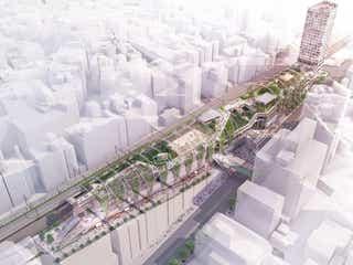 「MIYASHITA PARK」渋谷の新宮下公園2020年6月オープン 商業・ホテルも整備