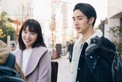 飯豊まりえ、清水尋也/「電影少女」第5話より(C)「電影少女2018」製作委員会