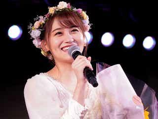 小嶋真子、AKB48卒業公演 アパレルブランドプロデュース&YouTube進出も発表
